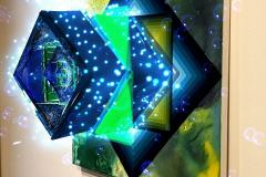 Interesting #augmentedreality #art #display for #telluride #artwalk #photooftheday #day65